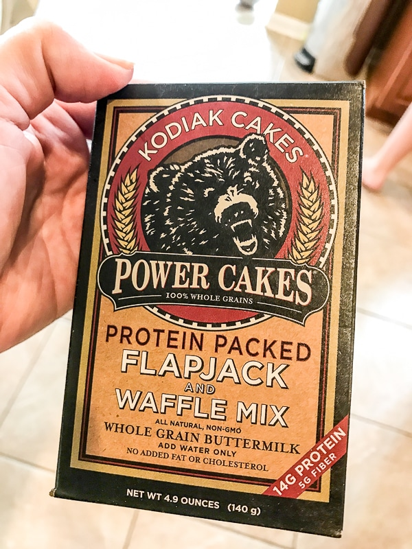 Kodiak Cakes at home