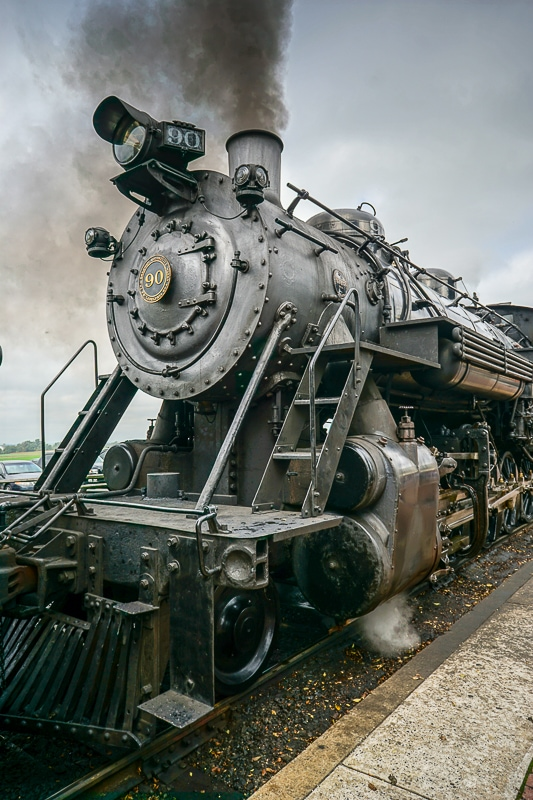 Strasburg Railroad locomotive
