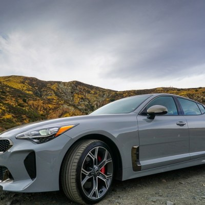 Kia Stinger: Creating a New American Driving Icon