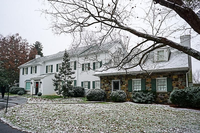 Eisenhower House - Gettysburg