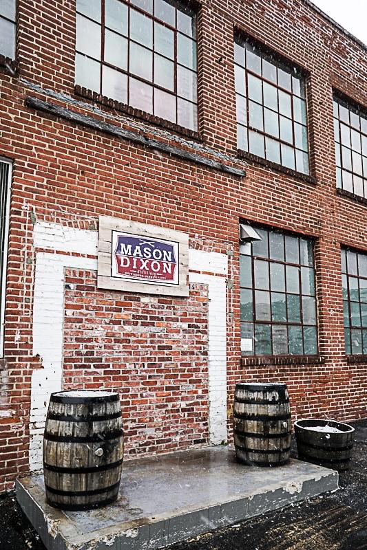 Mason Dixon Distillery - Gettysburg
