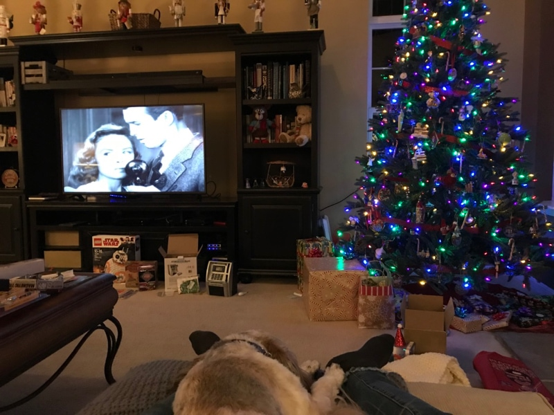 It's a Wonderful Life on Christmas Eve