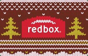 Redbox gift card