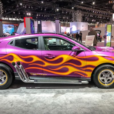 What's New at the Car Shows This Year