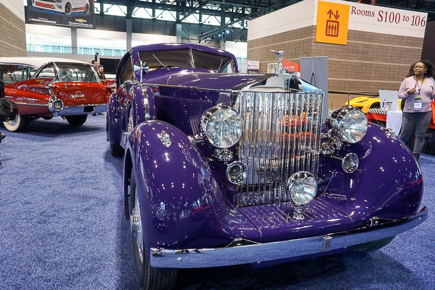 Klairmont Kollections - 1937 Rolls-Royce Phantom