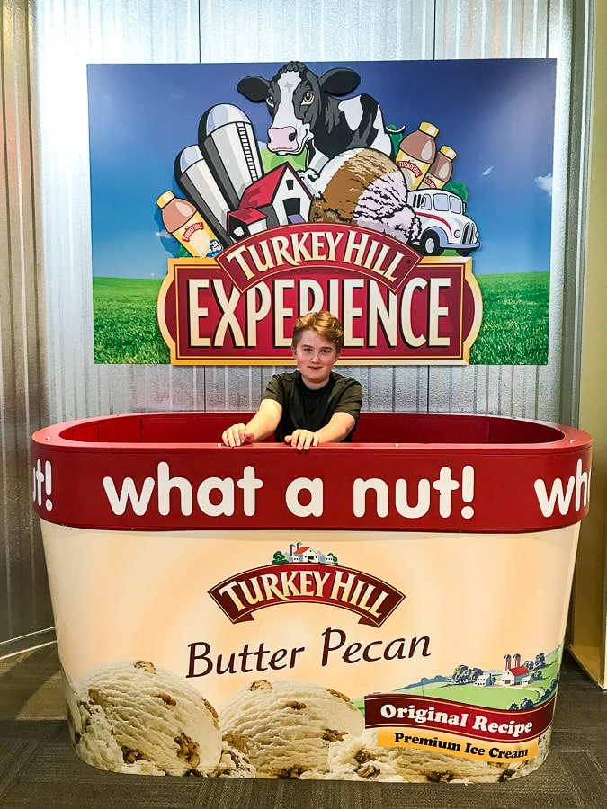 What a Nut! at Turkey Hill Experience