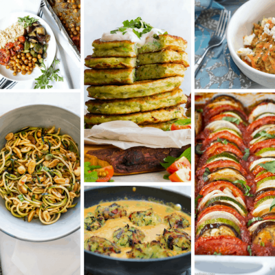 The Ultimate Zucchini Recipe List – From Appetizers to Desserts