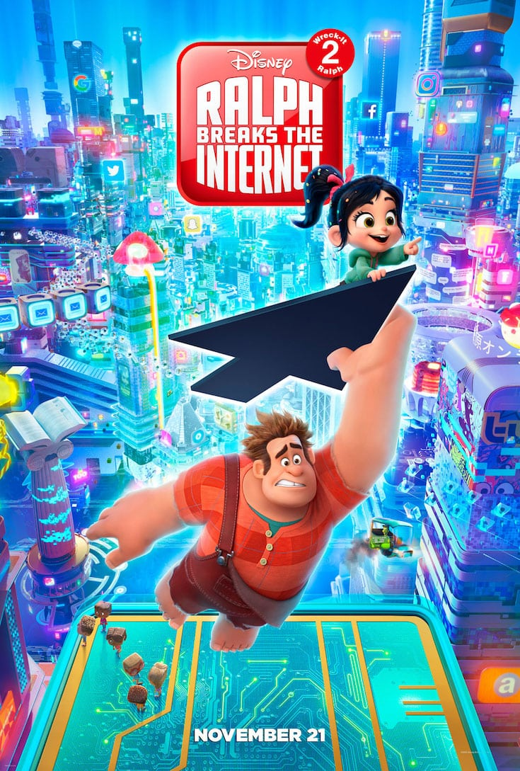 Everything You Need to Know About 'Ralph Breaks the Internet'