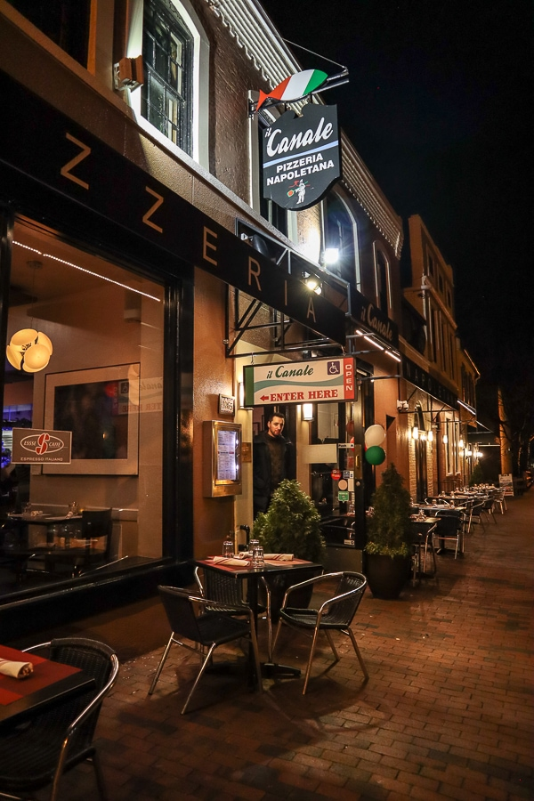 Il Canale in Georgetown