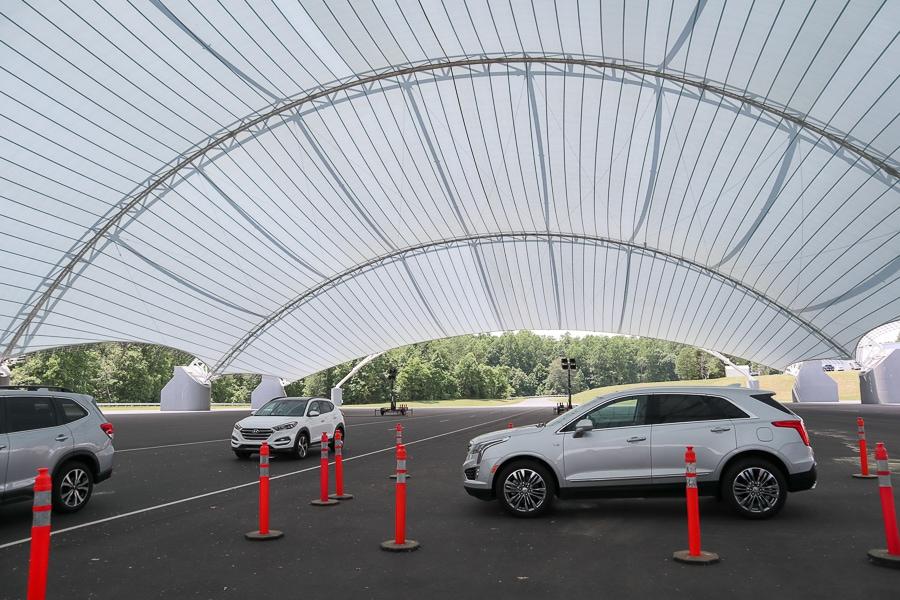IIHS Dome