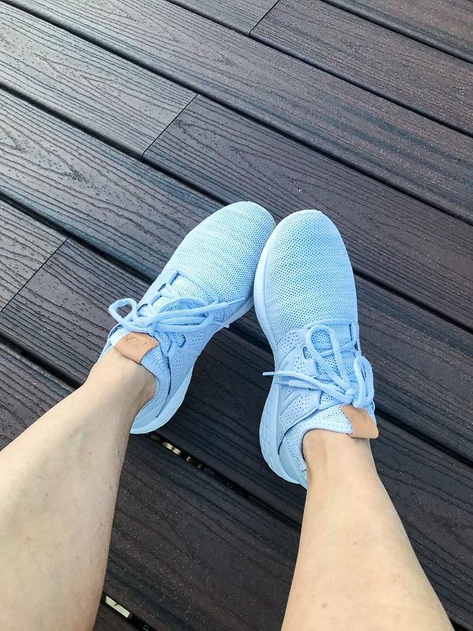 New Balance Fresh Foam Knit shoes