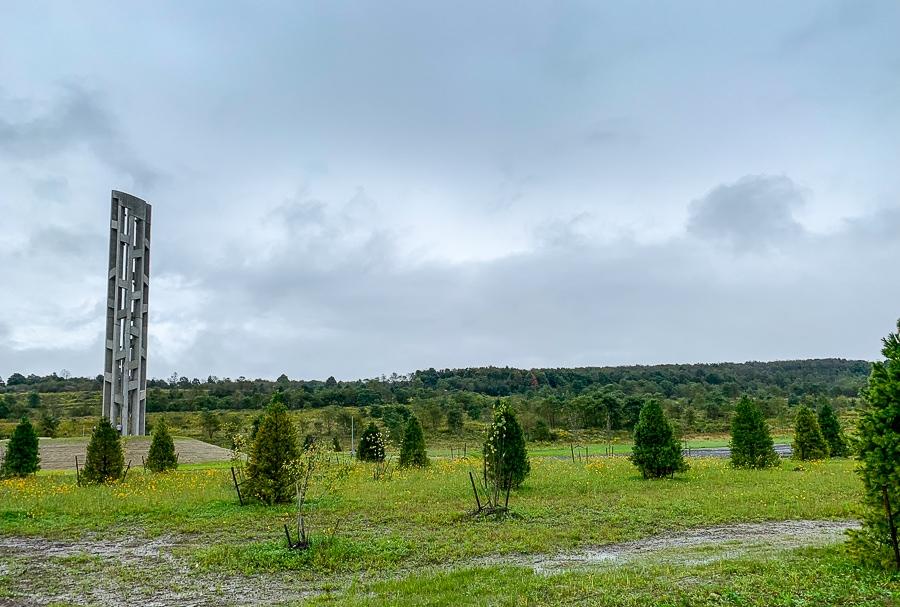 Flight 93 Memorial - Tower of Voices