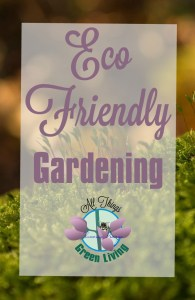 Eco Friendly Gardening
