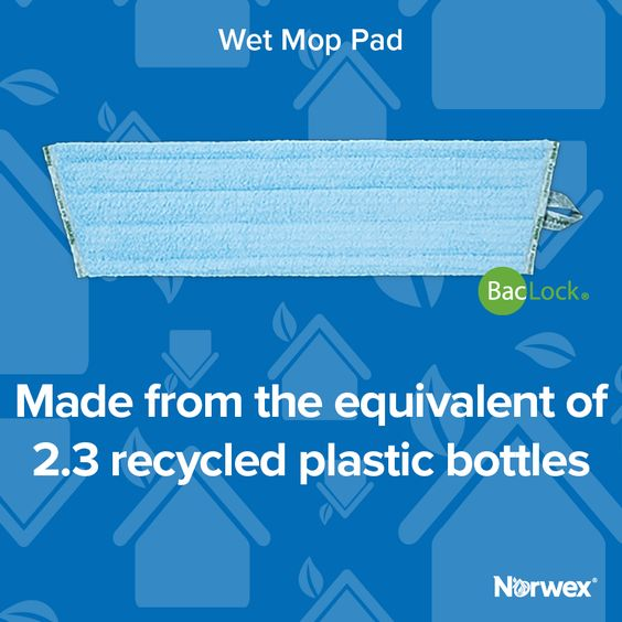 New Norwex Wet Mop pad