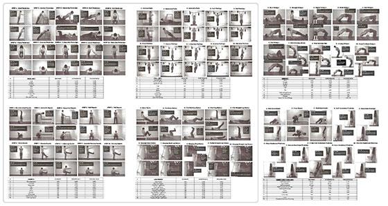 Convict Conditioning Exercises Program Overview