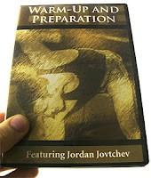 Warm Up and Preparation feat Jordan Jovtchev DVD