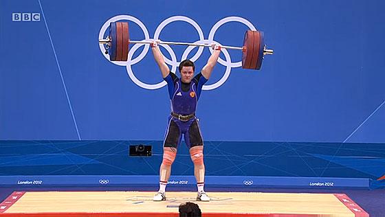 Natalya Zabolotnaya 160kg Clean Jerk
