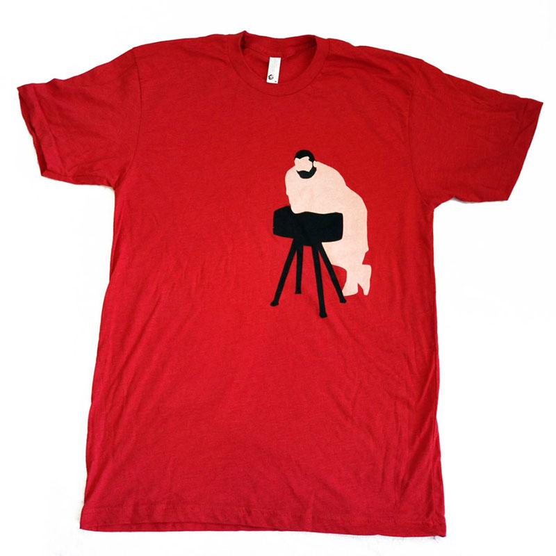 ATG Chingiz Leans on THings Shirt