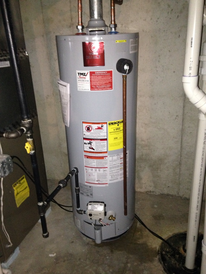 Table Top Water Heater 50 Gallon