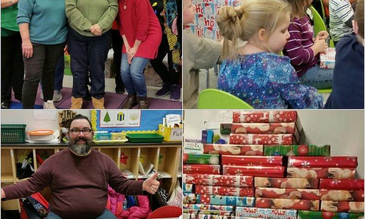 Christmas with the Kiddos
