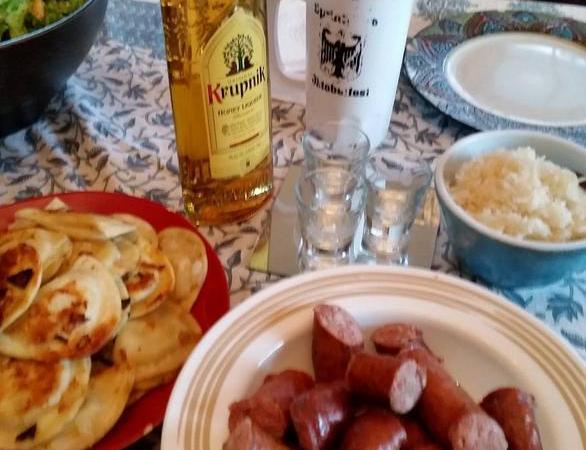 Dyngus Dinner
