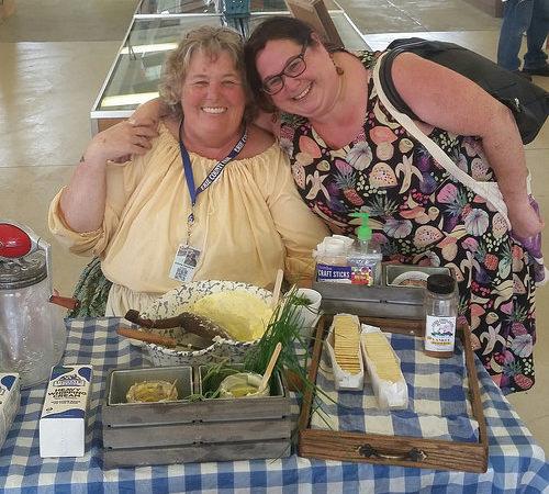 Grandma Butter & Auntie Herb
