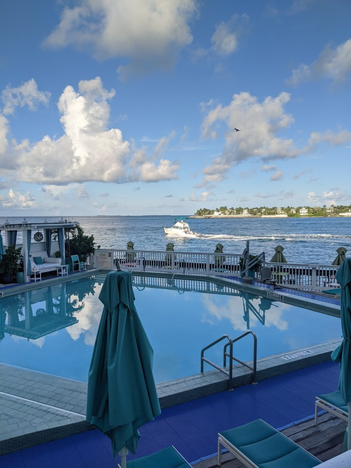 Things to do in Key West - Stay right on the water