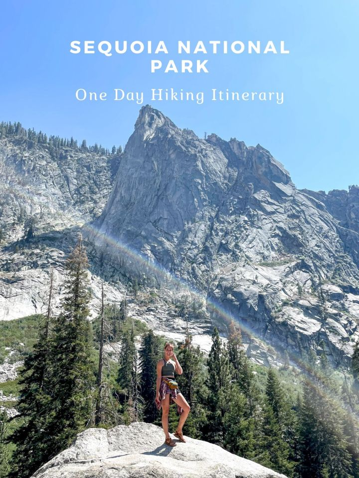 Sequoia National Park – One Day Hiking Itinerary