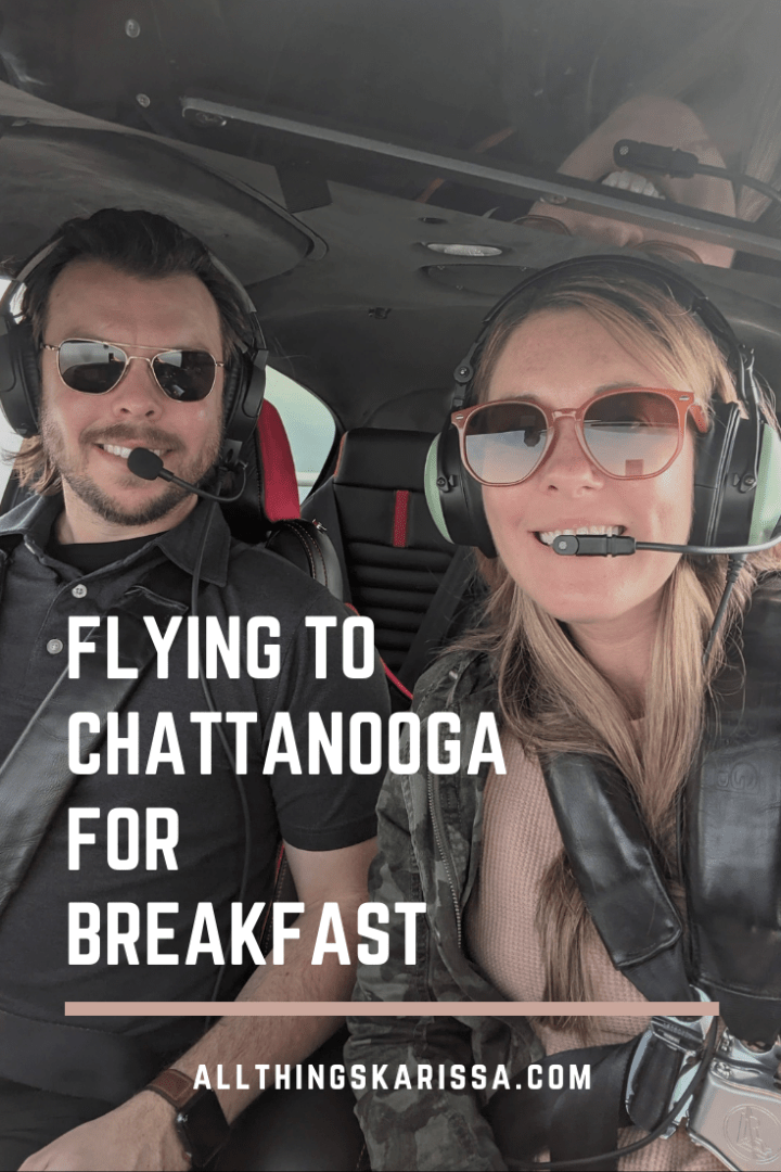 Flying to Chattanooga for Breakfast