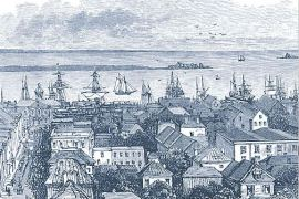 Charles Town Drawing
