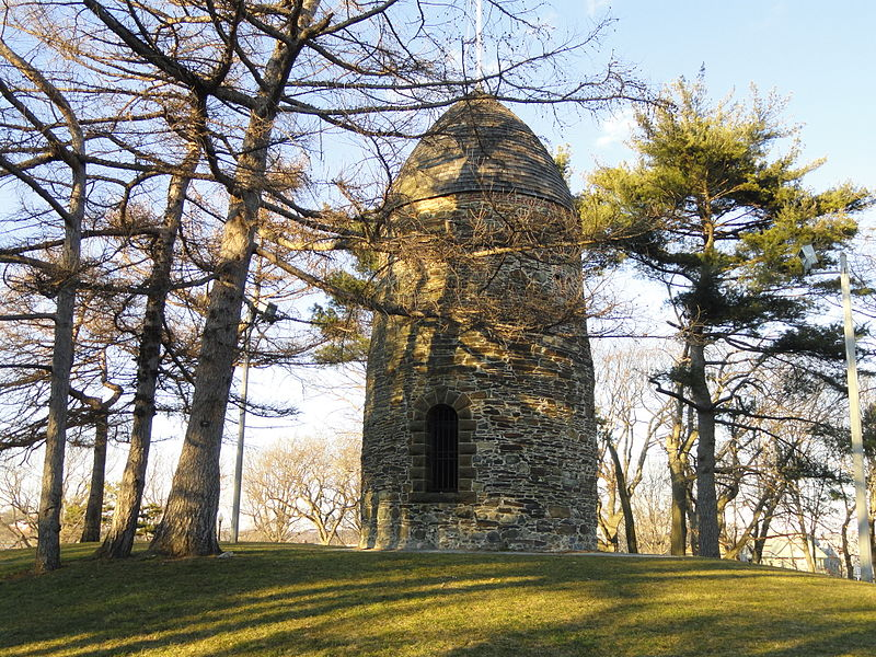 Old Powder House, Somerville, MA. Source: Wikimedia Commons
