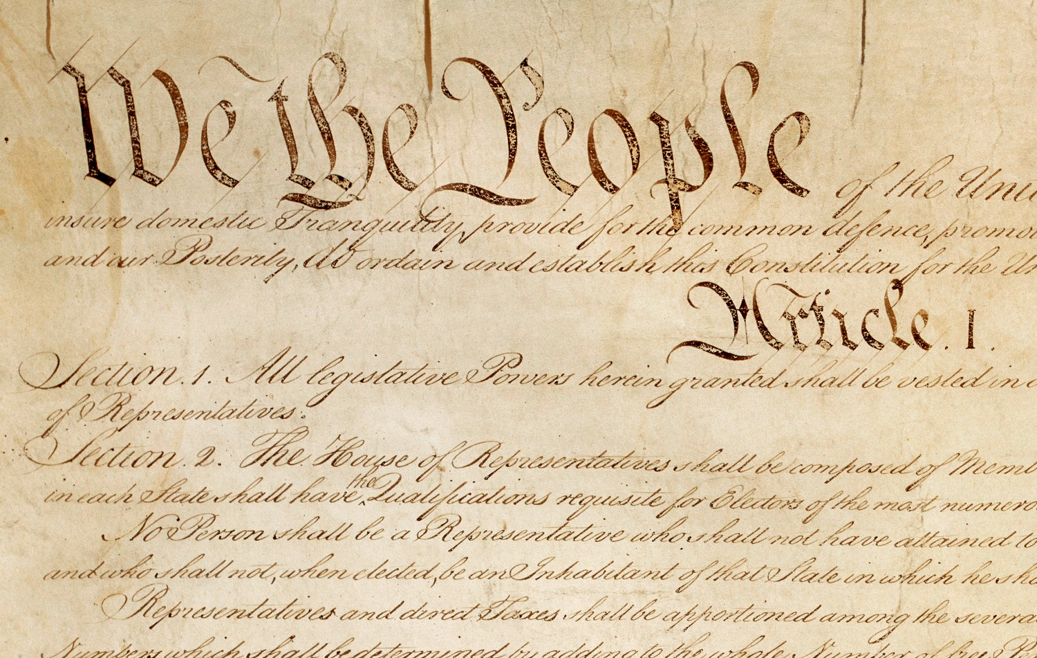 Why God Is In The Declaration But Not The Constitution
