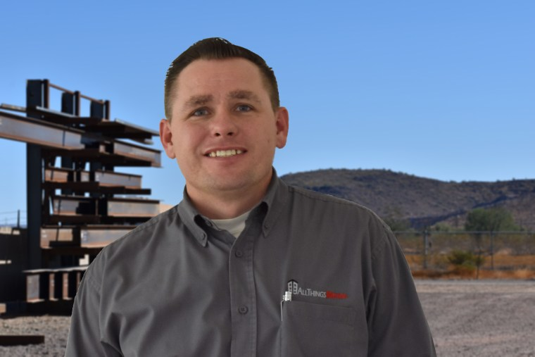All Things Metal Owner CEO Timothy Rock Steel Company Arizona