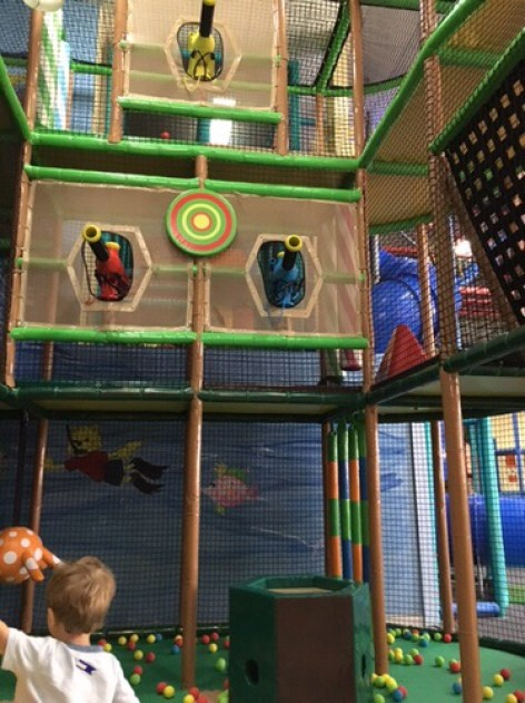 lollipops play centre in the hills