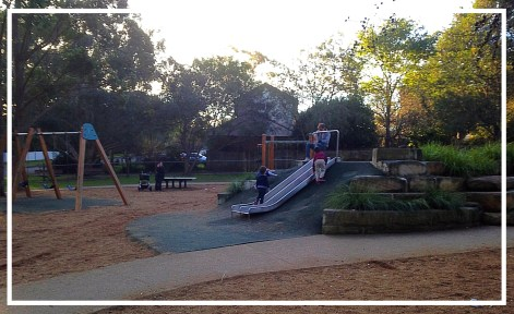 playgrounds on sydney's north shore