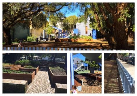 Chelsea Street Playground, Redfern | AllThingsMomSydney