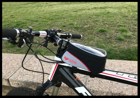 The Smart Phone Solution Bike First Aid Kit from SJ-works