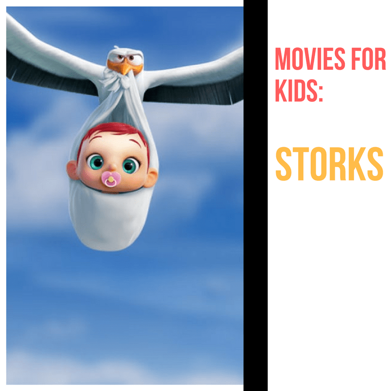 Movies for Kids: Storks