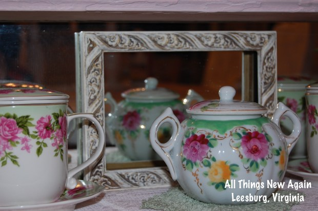 Decorating Ideas | Vintage Picture Frames | Frames | Home Decor | Vintage China