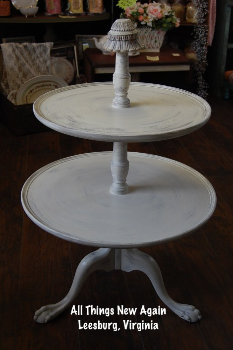 moms claw foot table