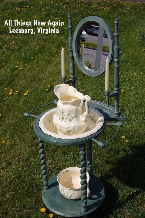 vintage washstand_AllThingsNewAgain