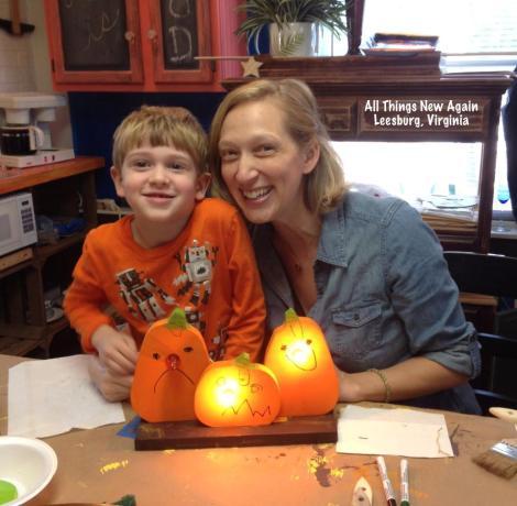 pumpkin class_Asa and Anna