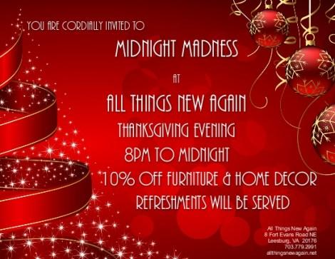 Midnight Madness 2014