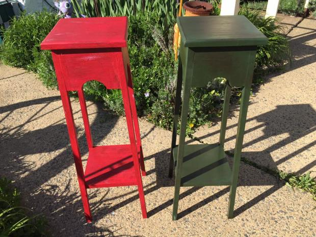 Real Milk Paint | All Things New Again | Painted Furniture