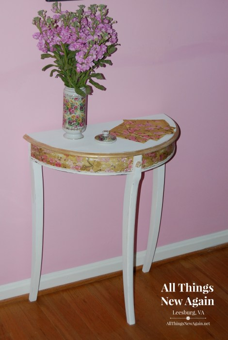 cherry blossom table