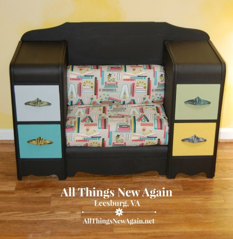 Kids Book Nook by All Things New Again