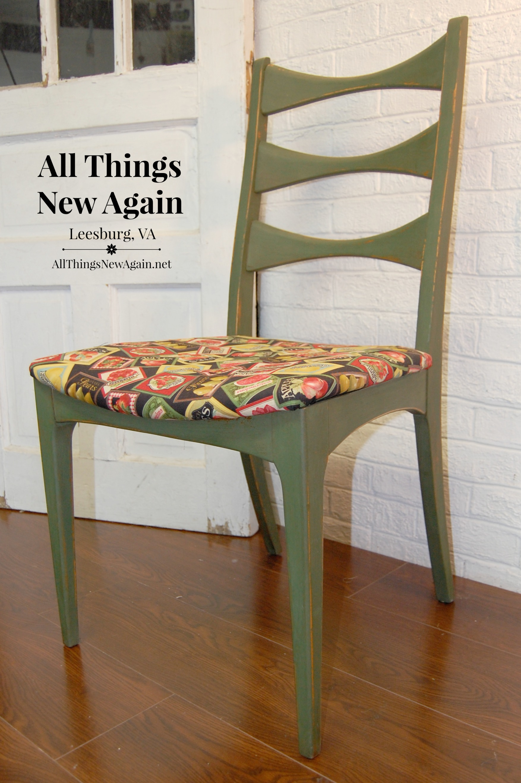 painted green furniture. Green Furniture Makeovers | Painted Real Milk Paint Co. Vintage Chair G