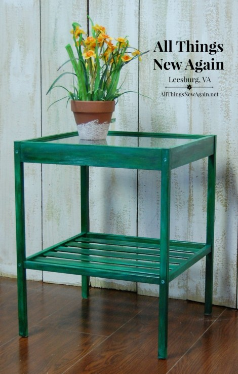 Green Furniture Makeovers   Painted Furniture   Unicorn Spit Projects   Green Table Ideas and Inspiration