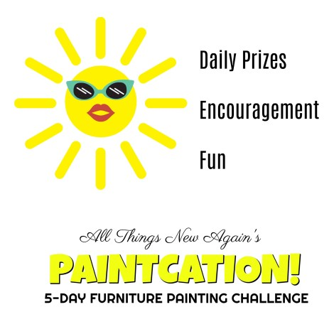 All Things New Again | PAINTCATION 2018 | 5 Day Furniture Painting Challenge