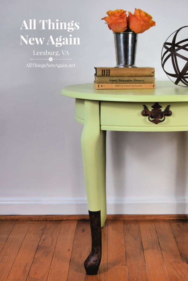 Dixie Belle Patina and Farmhouse Green | All Things New Again | Leesburg VA